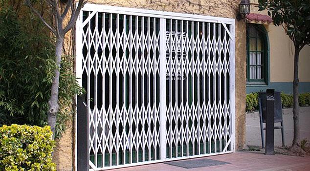 instalación de rejas y puertas en Tarragona