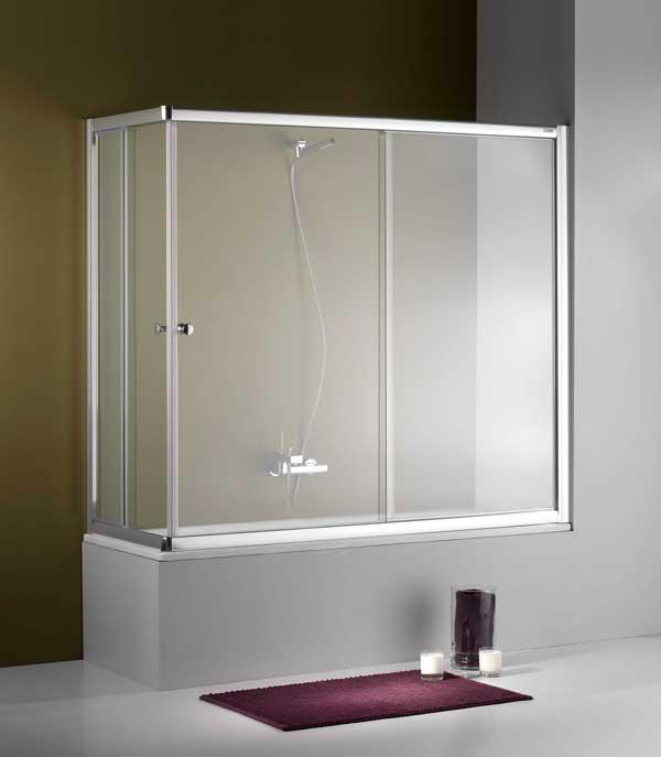 Mamparas de baño y plato de ducha en Reus