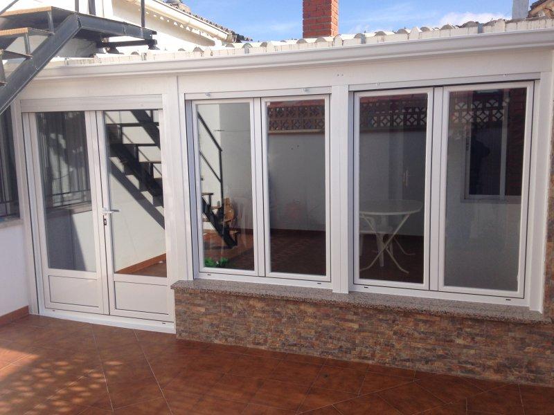 Una opción práctica, las ventanas de aluminio.