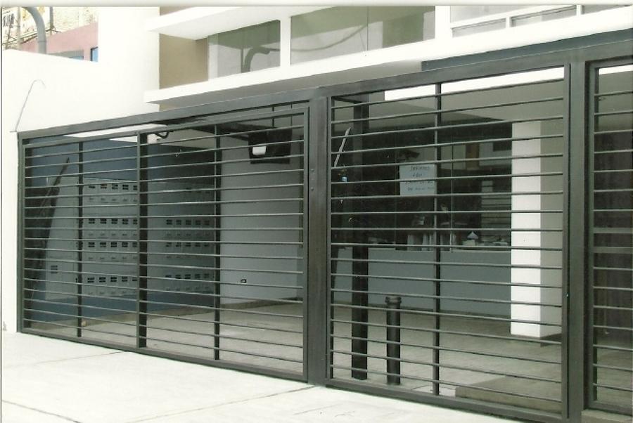 Rejas metálicas de seguridad Aluminios Moya