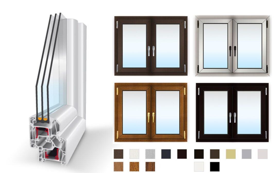 10 razones para elegir nuestras ventanas PVC para tu reforma